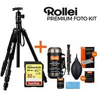 Rollei Premium Starter Kit - Příslušenství