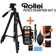 Rollei Foto Starter Kit 2 - Příslušenství