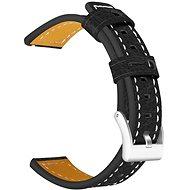 Tactical Color Kožený řemínek pro Samsung Gear 42mm Black