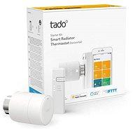 Tado Smart Radiator Thermostat – Starter Kit V3+ s vodorovnou instalací - Sada pro vytápění