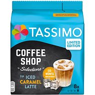Tassimo Jacobs Kronung Latte Iced Caramel 268g - Kávové kapsle