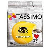 TASSIMO NEW YORK AMERICANO 128G - Kávové kapsle