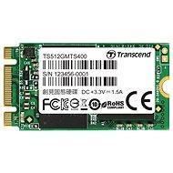Transcend MTS400 M.2 SSD 512GB - SSD disk