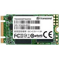 Transcend MTS420 M.2 SSD 240GB - SSD disk