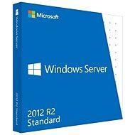 DELL Microsoft WINDOWS Server 2012 R2 Standard ROK - hlavní licence - Operační systém