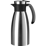 Tefal Thermos 1.0l SOFT GRIP stainless steel black - Thermos