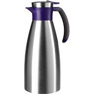 Tefal Jug 1.5l SOFT GRIP stainless steel - blackberry - Thermos