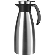 Tefal Jug 1.5l SOFT GRIP stainless steel - black - Thermos