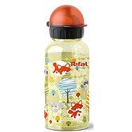 TEFAL KIDS láhev tritan 0.4 l žlutá-liška