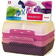 Tefal VARIOBOLO CLIPBOX 2ks barevná dóza - dívčí