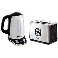Tefal KI240D30 Control Express + Tefal Inox Cube TT420D30 - Set spotřebičů