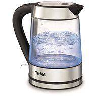 Tefal Glass teapot KI73 with stainless steel elements - Rapid Boil Kettle