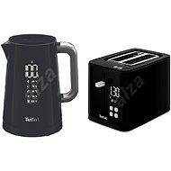 Tefal KO854830 Digital Smart & Light + Tefal TT640810  Digital Display Black - Set spotřebičů