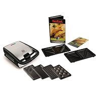 Tefal Snack Collection 4v1 SW854D16 + Tefal ACC Snack Collection Club SDW Box - Set spotřebičů