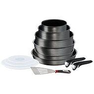 Tefal Sada nádobí 12ks Ingenio Titanium Fusion L6839002 - Sada nádobí