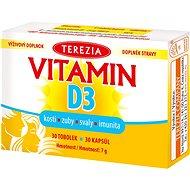 TEREZIA Vitamin D3 1000 IU 30 tobolek - Vitamín D