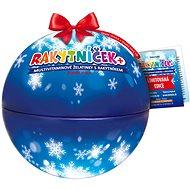 RAKYTNÍČEK+ multivitaminové želatinky 50 ks - Vánoční ozdoba modrá - Multivitamín