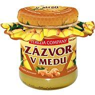 TEREZIA Zázvor v medu 250g - Doplněk stravy