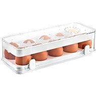 Tescoma Zdravá dóza do ledničky PURITY, 10 vajec - Dóza