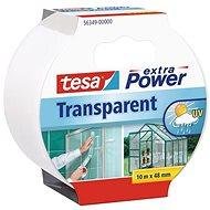 tesa Extra Power Transparent, strong adhesive, 10m:48mm