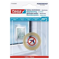Tesa Double-sided Tape for Glass 20kg/m - Double-sided tape