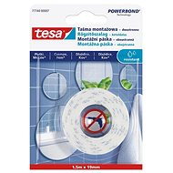 Tesa Double-sided Mounting Tape for Tiles and Metal  - Mirror - Double-sided tape