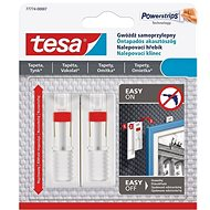 tesa Adjustable adhesive nail for wallpaper and plaster - Hook