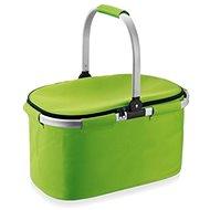 Tescoma Termokošík skládací COOLBAG, zelená - Nákupní košík