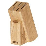 Tescoma Blok WOODY, pro 5 nožů a nůžky - Stojan na nože