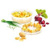 Nádobí do mikrovlnné trouby TESCOMA na brambory a chipsy PURITY MicroWave - Nádobí do mikrovlnné trouby