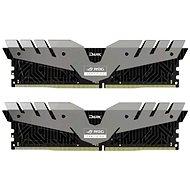 T-FORCE 16GB KIT DDR4 3000MHz CL16 Dark ROG grey series - Operační paměť