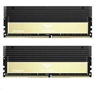 T-FORCE 16GB KIT DDR4 4000MHz CL18 XTREEM golden series - Operační paměť