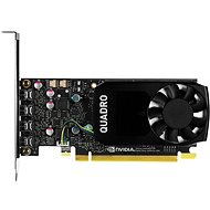 NVIDIA Quadro P1000 4GB - Graphics Card