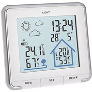TFA 35.1153.02 LIFE - Home Weather Station With Weather Forecast - Weather Station