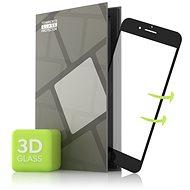 Tempered Glass Protector pro iPhone 6/6S - 3D GLASS, černé