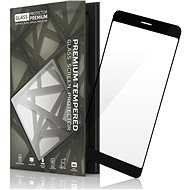 Tempered Glass Protector Rámečkové pro Nokia 3 Černé - Ochranné sklo
