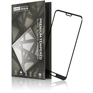 Tempered Glass Protector Rámečkové pro Huawei P20 Lite Černé
