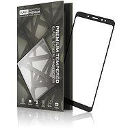 Tempered Glass Protector Rámečkové pro Xiaomi RedMi Note 5 Černé - Ochranné sklo
