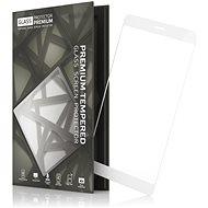 Tempered Glass Protector Rámečkové pro Huawei P10 Bílé - Ochranné sklo