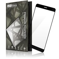 Tempered Glass Protector Rámečkové pro Samsung Galaxy J7 (2017) Černé - Ochranné sklo