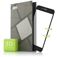 Tempered Glass Protector pre  iPhone 7 plus/ iPhone 8 plus - 3D GLASS, černé - Ochranné sklo