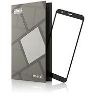 Tempered Glass Protector Rámečkové pro Asus Zenfone Max Plus ZB570TL Černé