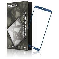 Tempered Glass Protector Rámečkové pro Honor View 10 Modré - Ochranné sklo