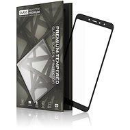 Tempered Glass Protector Rámečkové pro Xiaomi RedMi S2 Černé - Ochranné sklo