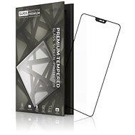 Tempered Glass Protector Rámečkové pro ONEPLUS 6 Černé - Ochranné sklo