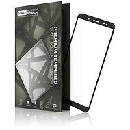 Ochranné sklo Tempered Glass Protector Rámečkové pro SAMSUNG J6 Duos Černé