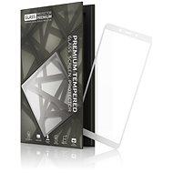 Tempered Glass Protector Rámečkové pro Xiaomi Redmi 6/6A Bílé