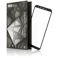 Tempered Glass Protector Rámečkové pro Xiaomi Mi A2 Černé - Ochranné sklo