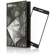 Tempered Glass Protector Rámečkové pro Nokia 2.1 Černé - Ochranné sklo