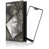 Tempered Glass Protector Rámečkové pro Xiaomi Mi A2 Lite Černé - Ochranné sklo